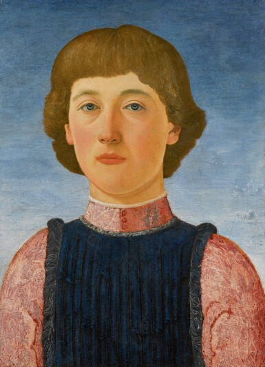 View 1. Thumbnail of Portrait of a Youth.