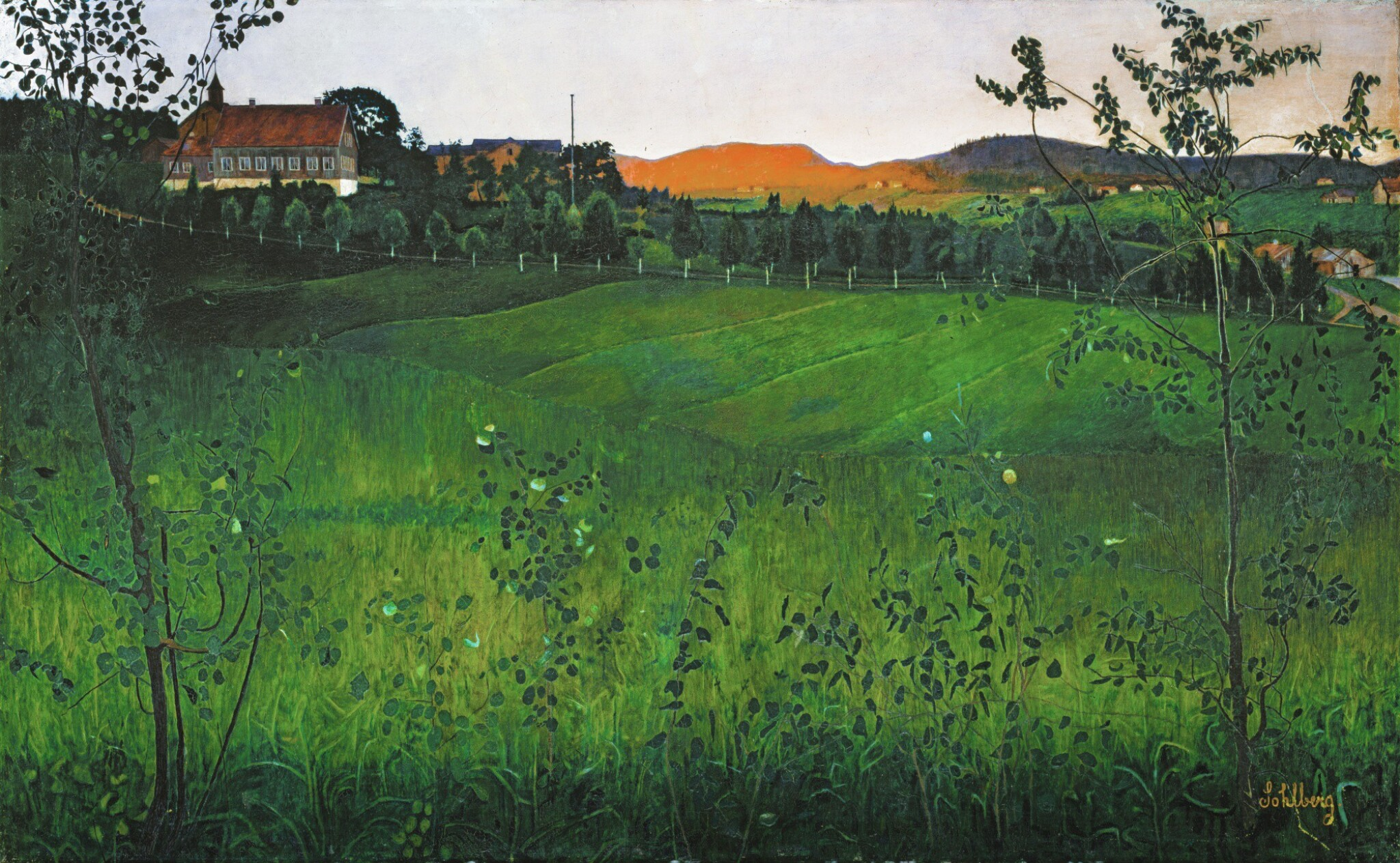 View 1 of Lot 15. HARALD SOHLBERG | Modne Jorder (Ripe Fields).