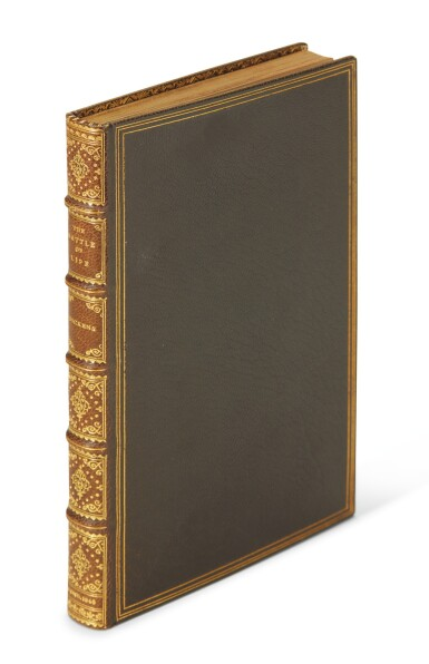 Dickens, The Battle of Life, 1846, first edition, first state of vignette title-page