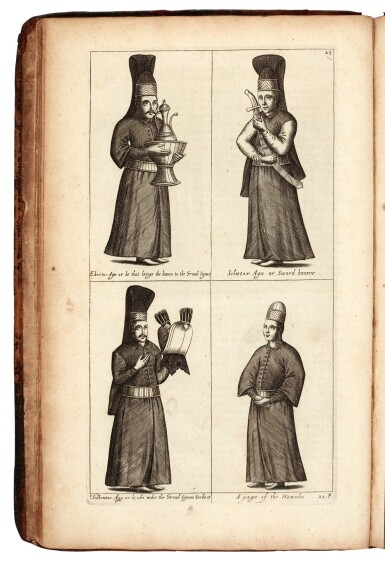 Wheler | A Journey into Greece, 1682 | Rycaut, The Present State of the Ottoman Empire, 1668