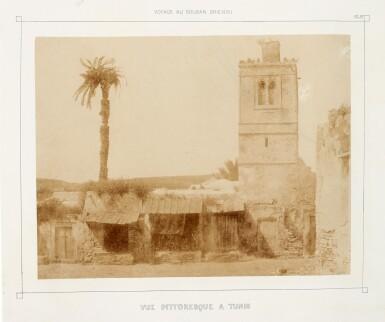 View 2. Thumbnail of Lot 159. Pierre Tremaux   Voyage au Soudan, atlas volume, c. 1857.
