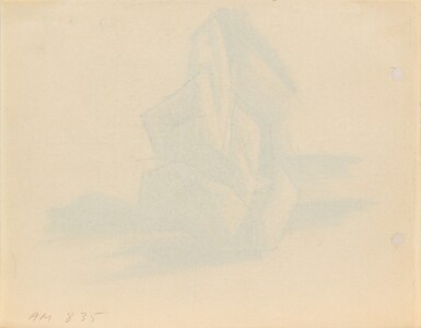 View 3. Thumbnail of Lot 7. LYONEL FEININGER | BAUM IM PARK (WEIMAR) (TREE IN THE PARK (WEIMAR)).
