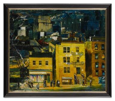 View 2. Thumbnail of Lot 8. JOHN R. GRABACH |  SUNLIGHT.
