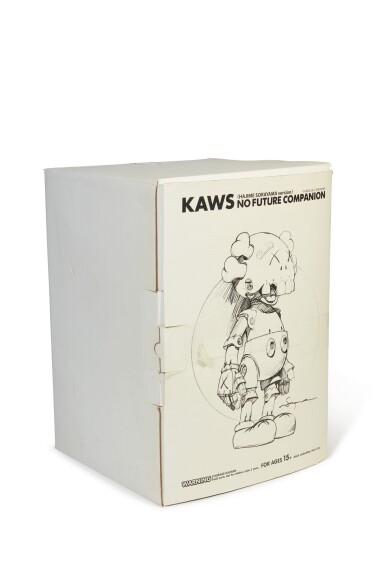 KAWS | NO FUTURE COMPANION (HAJIME SORAYAMA VERSION)