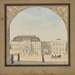 Das Palais des Königs (The King's Palace)