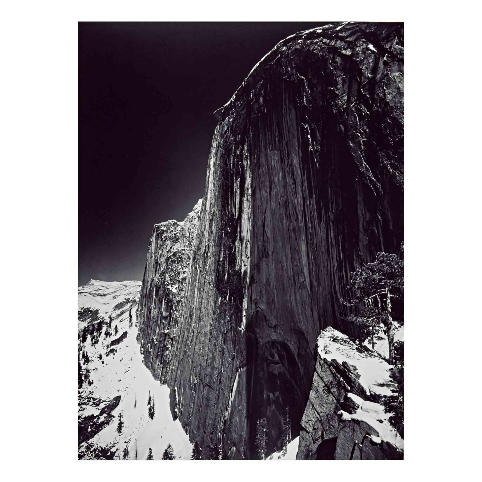 View 1 of Lot 37. 'Monolith, The Face of Half Dome, Yosemite National Park, Ca'.