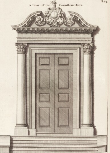 WARE, ISAAC | A COMPLETE BODY OF ARCHITECTURE. 1756