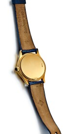 PATEK PHILIPPE | REFERENCE 4856, A YELLOW GOLD WRISTWATCH WITH MOON PHASES, MADE IN 1997