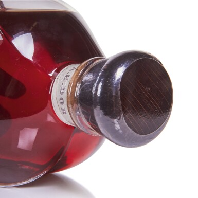 View 4. Thumbnail of Lot 125. A.E. D'Or Sign of Time Decanter 40.0 abv NV .