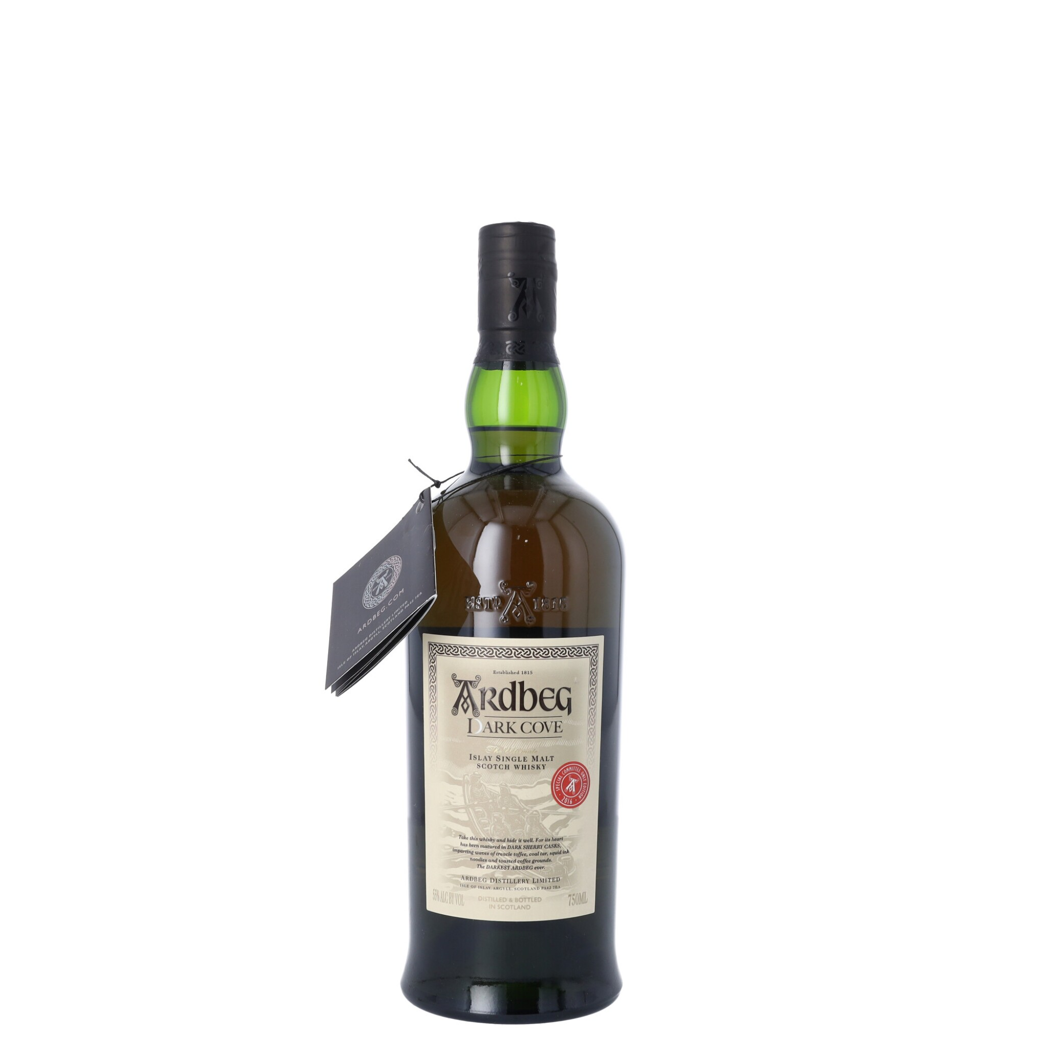 View full screen - View 1 of Lot 70. Ardbeg Dark Cove Committee Release 55.0 abv NV (1 BT75).