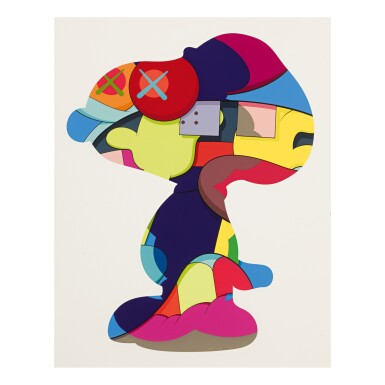 KAWS | NO ONE'S HOME