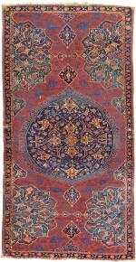 WEST ANATOLIA, An Oushak 'Medallion' carpet, second half 16th century