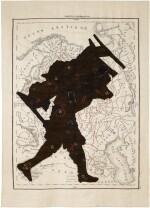 WILLIAM KENTRIDGE | PORTER SERIES: RUSSIE D'EUROPE (MAN WITH BED ON BACK)