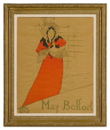 MAY BELFORT (D. 354; ADR. 126; W. P14)