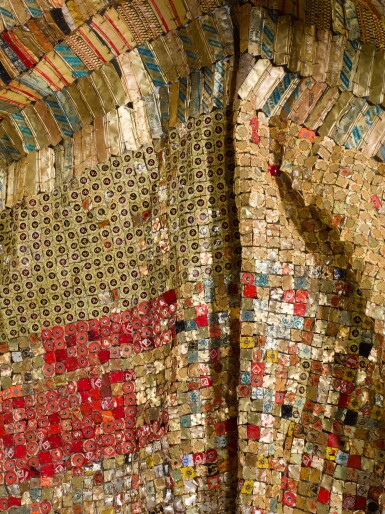 View 5. Thumbnail of Lot 5.  EL ANATSUI | VUMEDI.