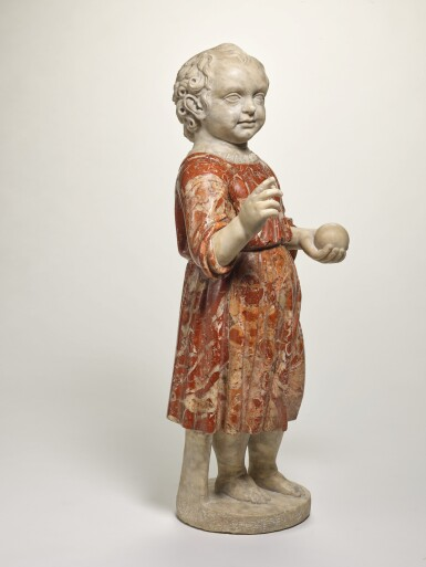 ITALIAN, ROME, PROBABLY CIRCA 1700 | BOY WITH AN ORB