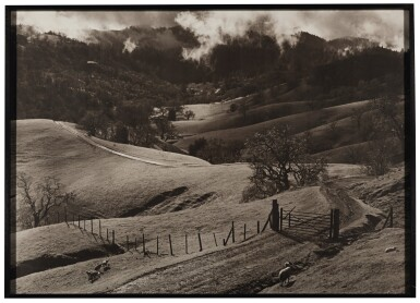 View 2. Thumbnail of Lot 104. Rolling Hills, Mendocino County.