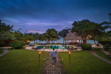 View 1. Thumbnail of Lot 1. Ten-Day Central American Safari.