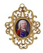 Portrait of Lieutenant General William Hargrave (d. 1751)