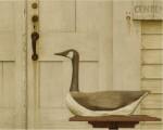 Antique Sale (Canadian Goose Decoy)