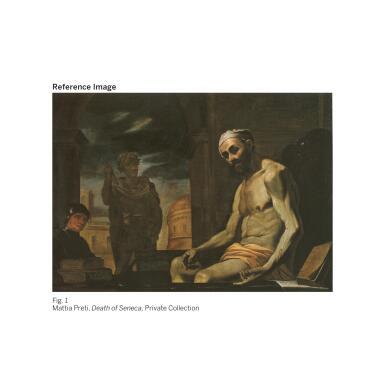 View 2. Thumbnail of Lot 50. MATTIA PRETI | BOETHIUS AND PHILOSOPHY.
