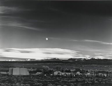View 1. Thumbnail of Lot 29. 'Moonrise, Hernandez, New Mexico'.