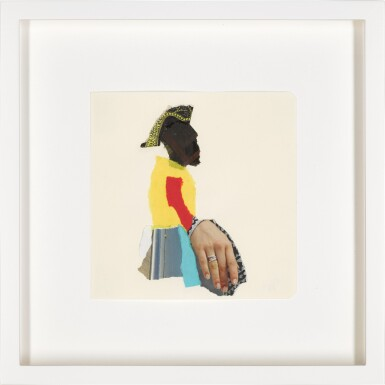 View 25. Thumbnail of Lot 801. DEBORAH ROBERTS | THE HISTORY OF EVERYTHING, PART THREE.