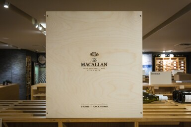 "View 6. Thumbnail of Lot 1. The Macallan 1967 Anecdotes of Ages Collection ""A New Era Of Advertising"", with Sir Peter Blake Print and Exclusive Experience (1 BT75)."