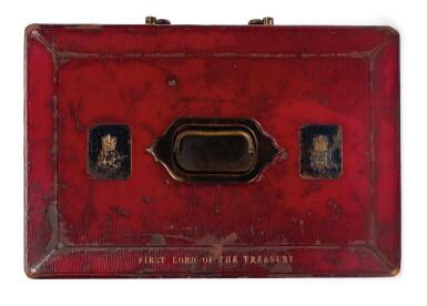 BRITISH PRIME MINISTER | Despatch Box, Victorian