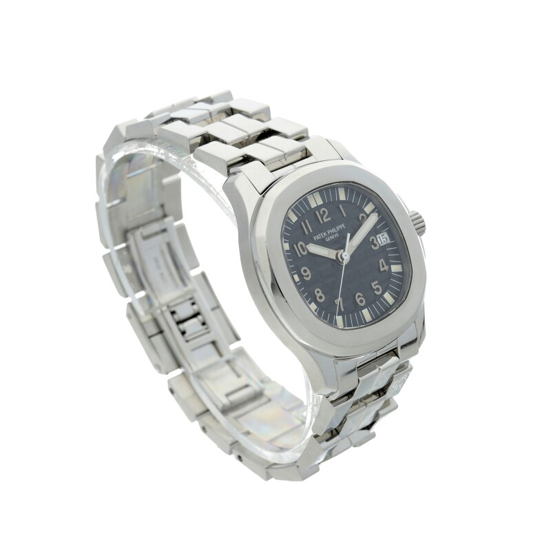 Reference 5060  A Stainless Steel Automatic Wristwatch with Date and Bracelet, circa 1998