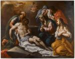 PAOLO DE MATTEIS   The Lamentation
