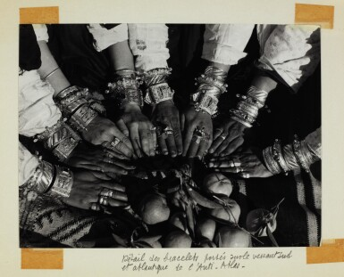 View 5. Thumbnail of Lot 181. Jean Besancenot. 55 photographs of Morocco, c.1980.