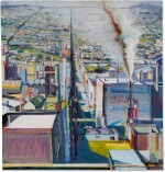 WAYNE THIEBAUD | TOWARD TWIN PEAKS