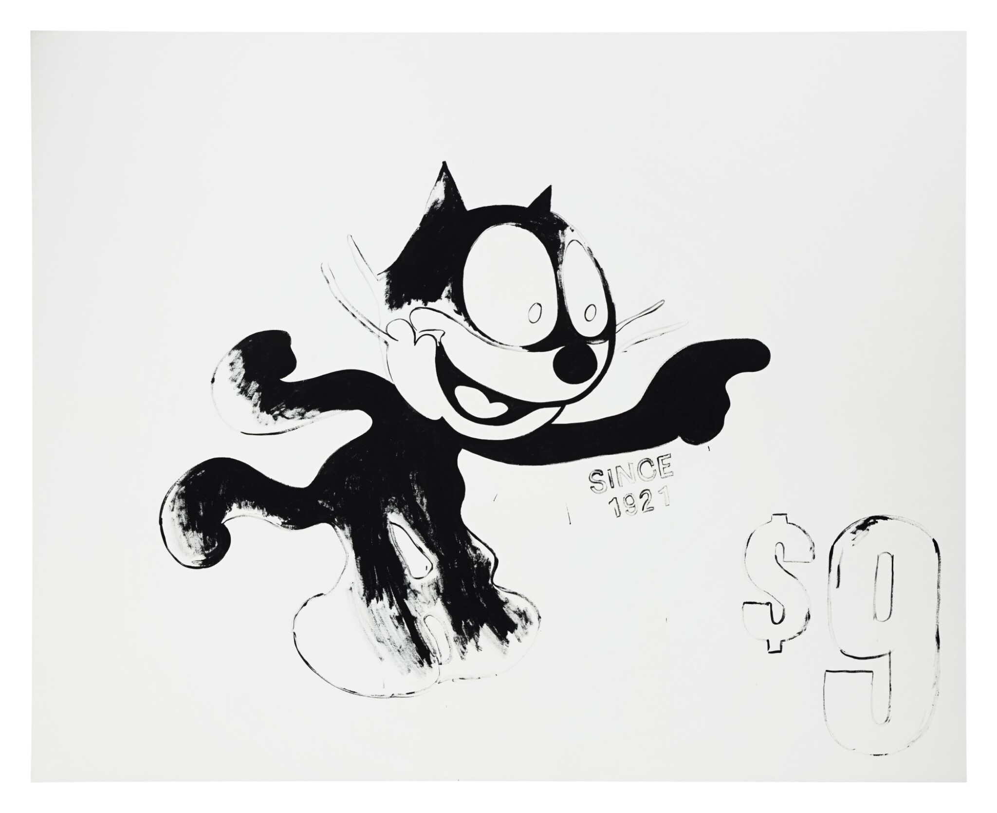 View full screen - View 1 of Lot 443. Felix the Cat.