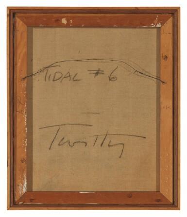 View 3. Thumbnail of Lot 582. JAMES TWITTY   TIDAL #6.