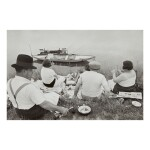 HENRI CARTIER-BRESSON | ON THE BANKS OF THE MARNE