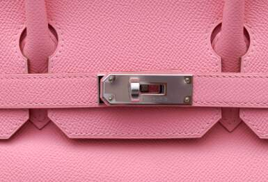 View 9. Thumbnail of Lot 302. Rose Confetti Birkin 30cm in Epsom Leather with Palladium Hardware, 2020.
