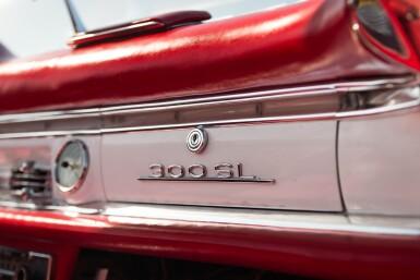 View 25. Thumbnail of Lot 65. 1960 Mercedes-Benz 300SL Roadster.
