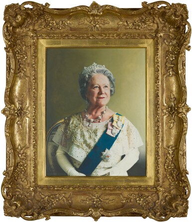 RICHARD STONE | HRH THE QUEEN MOTHER