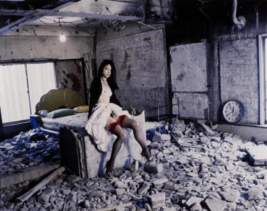 NOBUYOSHI ARAKI | 'KAORI', 2006