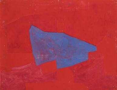 SERGE POLIAKOFF | COMPOSITION ABSTRAITE
