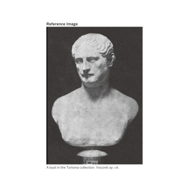 View 6. Thumbnail of Lot 42. A ROMAN MARBLE PORTRAIT BUST OF A MAN, TRAJANIC, EARLY 2ND CENTURY A.D..