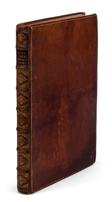 View 3. Thumbnail of Lot 218. Gheyn, Maniement d'Armes, 1608 [and] Breen, De Nassausche Wapen-Handlinge, 1618 .