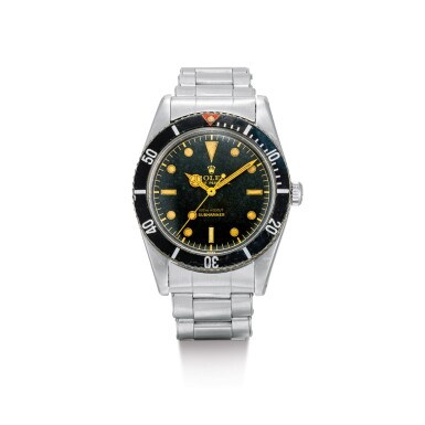 """View 1. Thumbnail of Lot 2129. ROLEX 