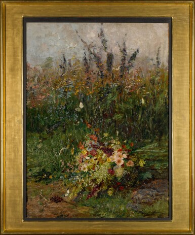 View 2. Thumbnail of Lot 109. Summer Flowers of the Field.