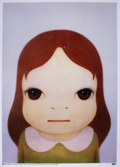 YOSHITOMO NARA | COSMIC GIRLS: EYES OPENED/ EYES CLOSED