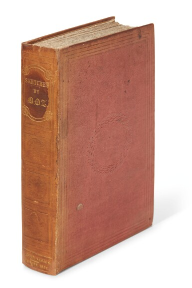 Dickens, Sketches by Boz, Second Series, 1837 [1836], first edition