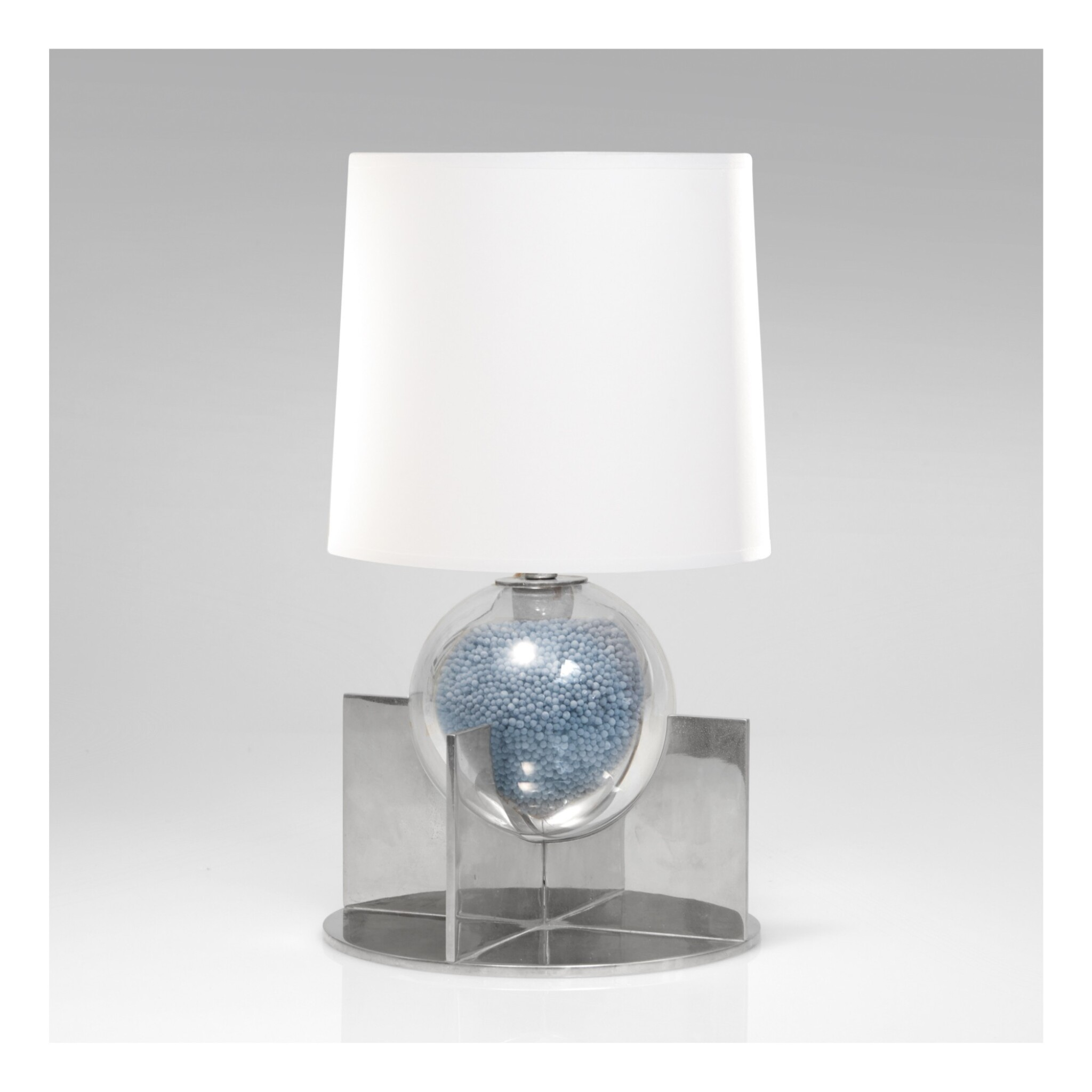 View 1 of Lot 29. Table Lamp.