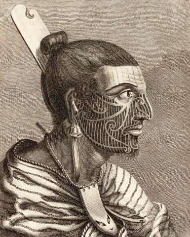 Cook | First voyage, 1773, 3 volumes