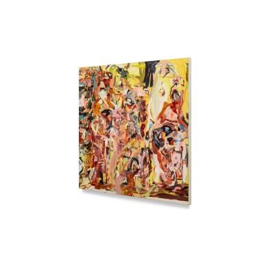 View 4. Thumbnail of Lot 1115. Cecily Brown 塞西麗・布朗 | Unfurl the Flag 展開旗幟.